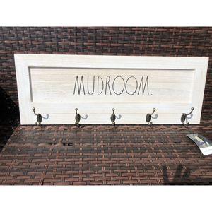 NWT Rae Dunn Mudroom wall hanger
